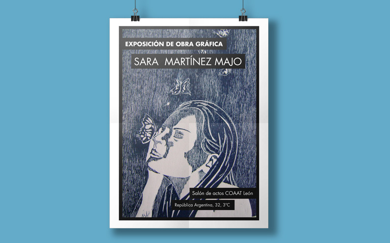 EXPOSICIÓN DE SARA MARTÍNEZ MAJO